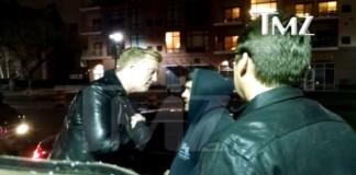 Josh Homme discute com fã