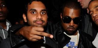 Kanye West tranforma paródia de Aziz Ansari em clipe oficial
