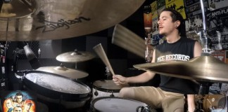 Kye Smith, baterista, regrava discografia do Millencolin