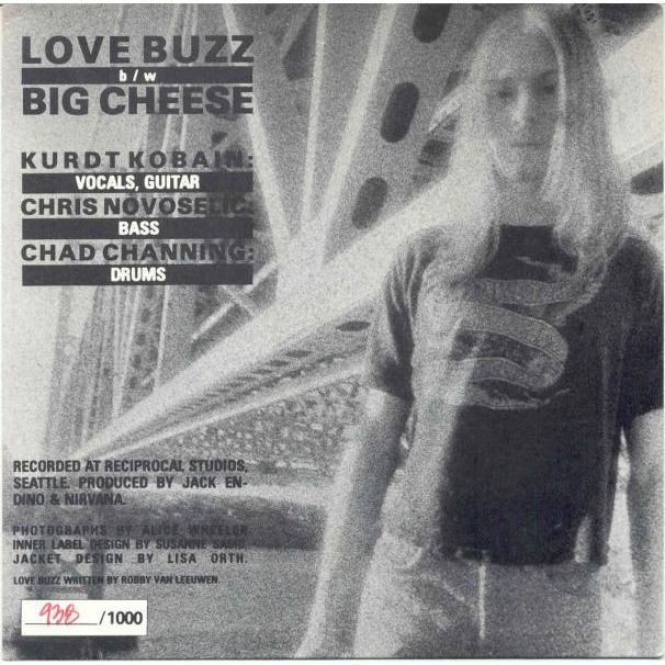 Nirvana - Love Buzz
