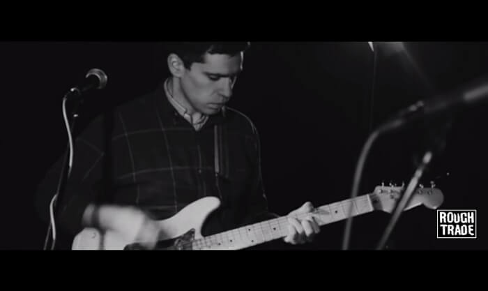 Parquet Courts na Rough Trade Sessions