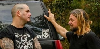 Phil Anselmo e Pepper Keenan, do Down