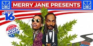 The High Road - turnê de Snoop Dogg com Wiz Khalifa