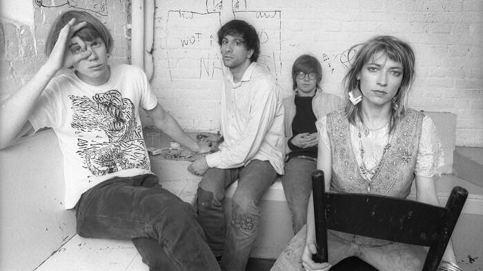 Sonic Youth anuncia disco com raridades