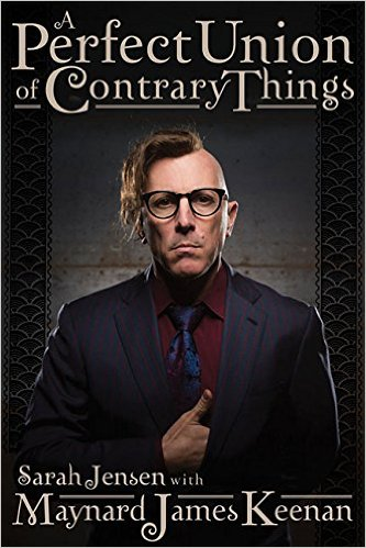 A Perfect Union of Contrary Things - biografia do vocalista do TOOL
