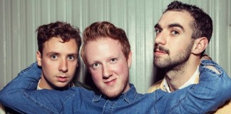 Two Door Cinema Club lançará um disco novo
