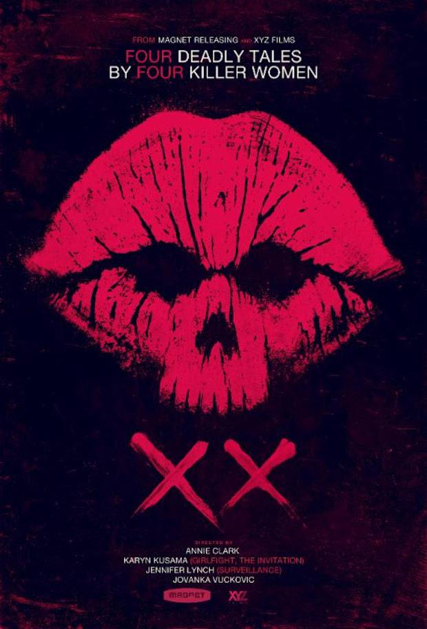 poster do filme xx, que será dirigido por st. vincent