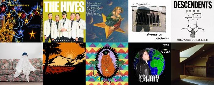 10 discos que mudaram a vida de BRVNKS