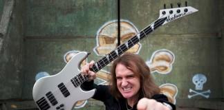 David Ellefson do Megadeth