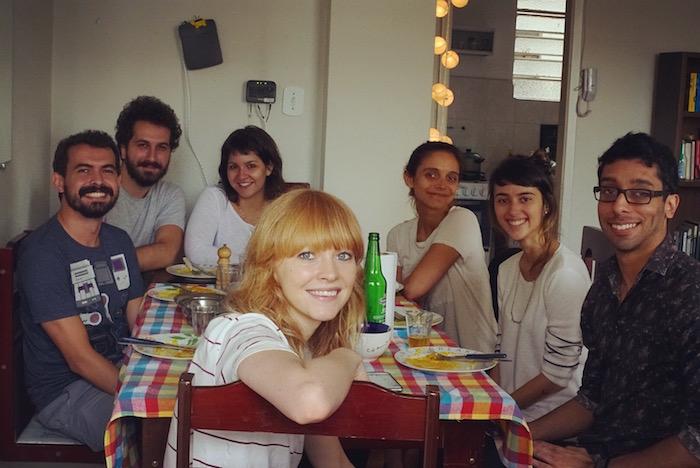 Lucy Rose no Brasil