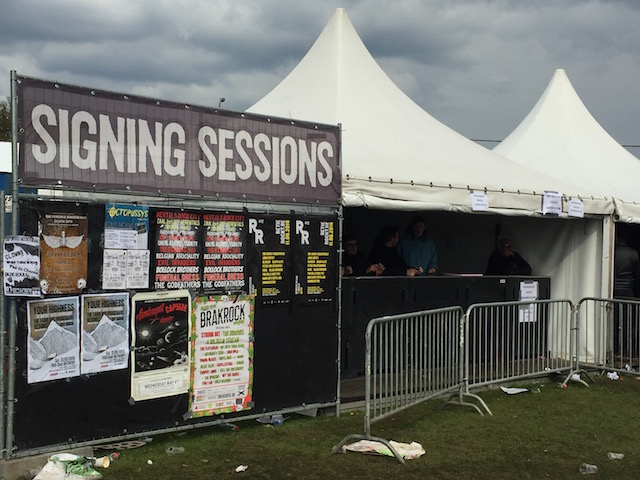 Signing Sessions -Groezrock-2016