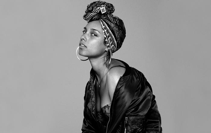 "Alicia Keys lança música; ouça ""In Common"""