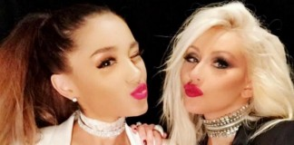 Christina Aguilera e Ariana Grande fazem dueto na final do The Voice