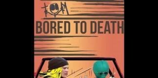 Bored To Death do Blink-182 com Tom DeLonge