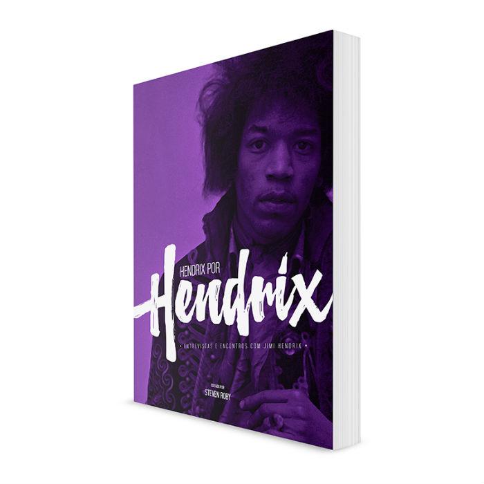 Livro traz as entrevistas mais importantes com Jimi Hendrix