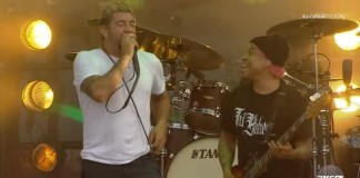 Deftones no festival Carolina Rebellion