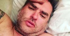 Fat Mike do NOFX em clínica de reabilitação
