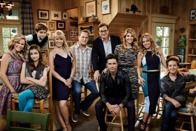 Revival de Full House produzido pela Netflix