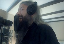 Gone Is Gone em estúdio