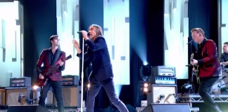 Iggy Pop e Josh Homme no Jools Holland
