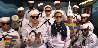 Jimmy Fallon, The Lonely Island e The Roots