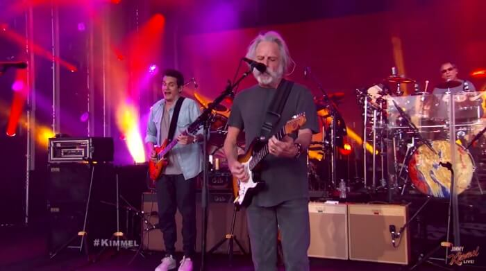 Dead and Company: John Mayer e Grateful Dead ao vivo
