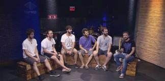 Johnny Pestanas participa do programa Som & Prosa da TV Unesp