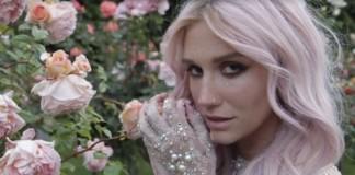 Kesha grava música com Zedd