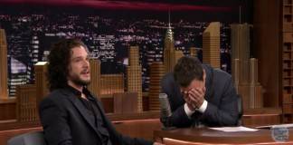 Kit Harrington fala sobre Jon Snow no programa de Jimmy Fallon
