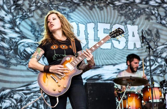 Kylesa toca Black Sabbath