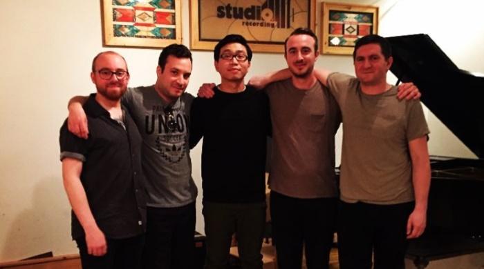 The Menzingers em estúdio com Will Yip