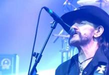 Lemmy, do Motörhead, no DVD Clean Your Clock