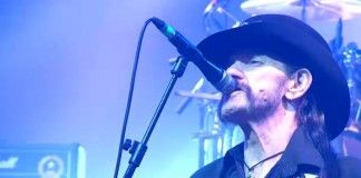 Lemmy, do Motörhead, no DVD Clean Your Clock