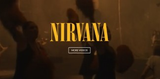 Novo site do Nirvana