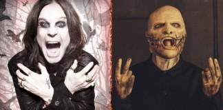 Ozzy Osbourne e Corey Taylor