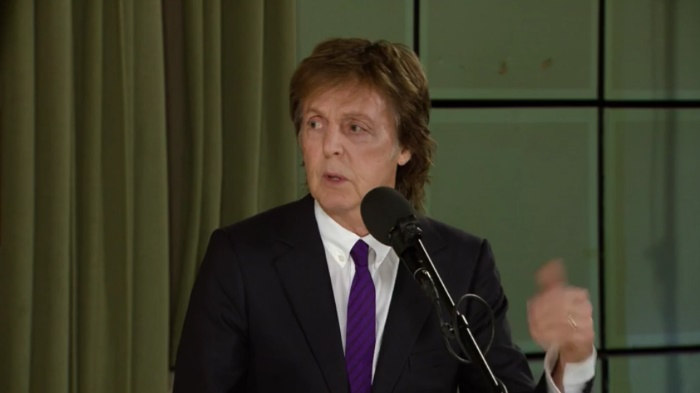 Paul McCartney na BBC