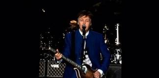 Paul McCartney em Córdoba