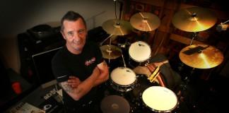Phil Rudd, ex-baterista do AC/DC