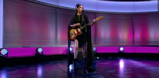PJ Harvey na BBC One