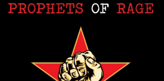 Prophets Of Rage (Rage Against The Machine, Public Enemy, Cypress Hill)