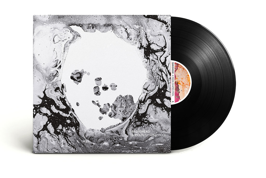 Radiohead - A Moon Shaped Pool em vinil