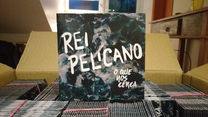 Rei Pelicano - O Que Nos Cerca