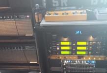Duff McKagan em estúdio