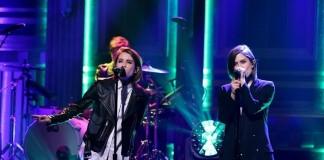 Tegan and Sara apresentam nova música na televisão