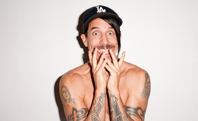 anthony kiedis iggy pop