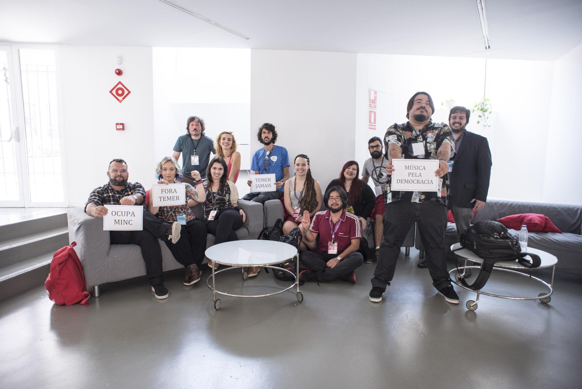 Produtores brasileiros no Primavera Sound 2016