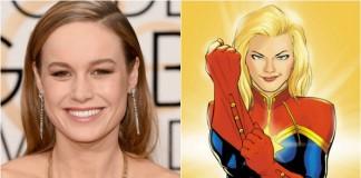 Brie Larson Capitã Marvel