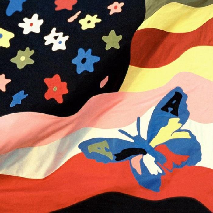 Capa de Wildflower, novo disco do The Avalanches