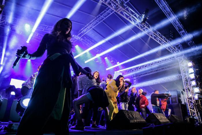 Salada das Frutas une música negra e resistência na segunda noite do Vento Festival