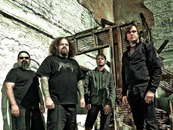 Napalm Death faz seis shows no Brasil em Junho